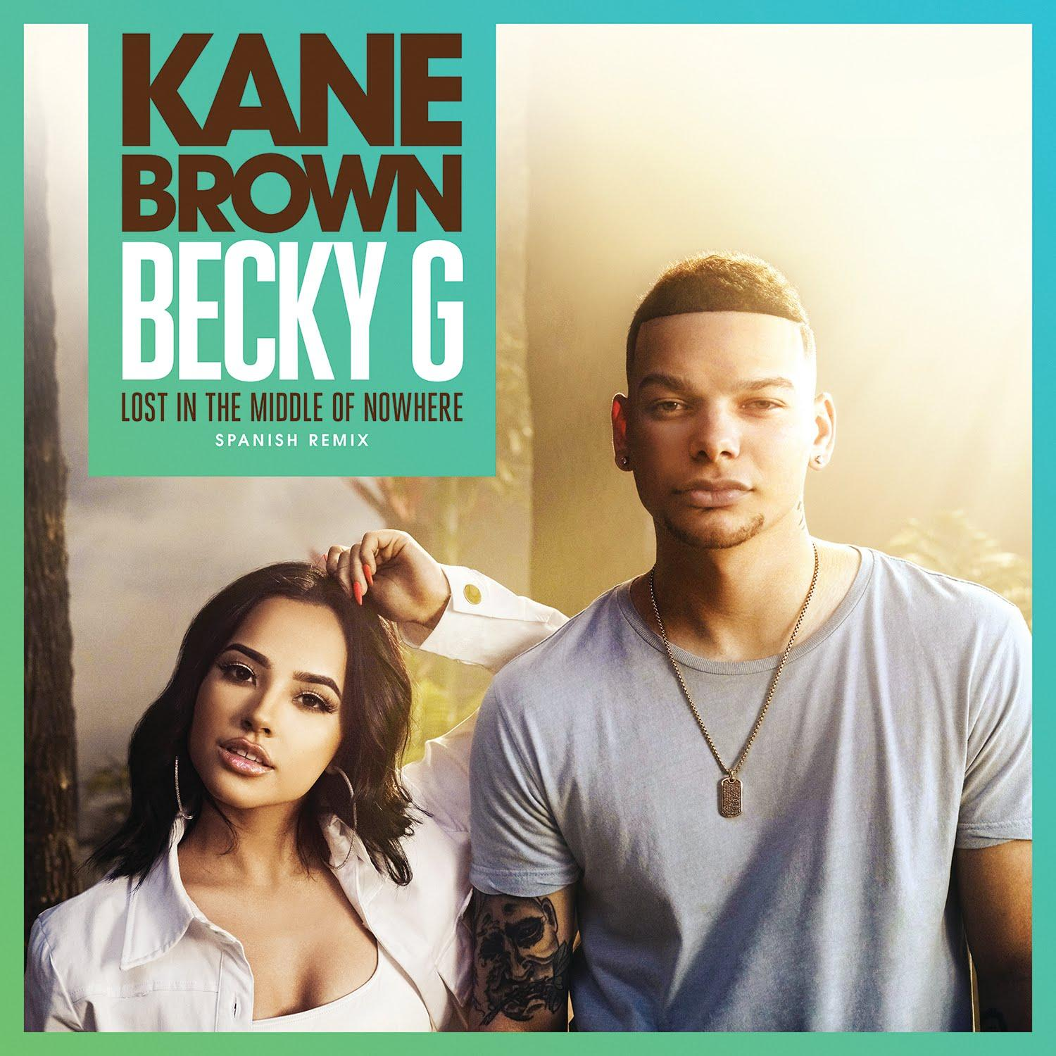 kane brown becky g remix
