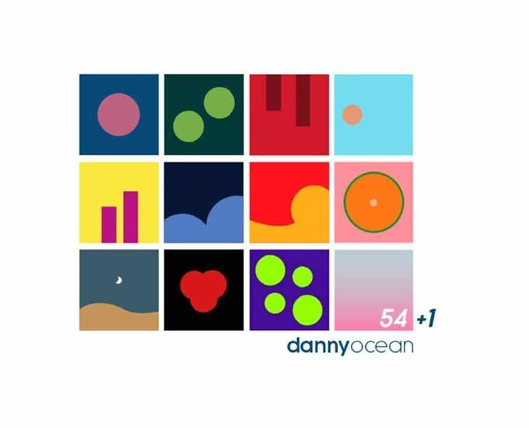 """Danny Ocean lanza su esperado álbum """"54+1"""""""