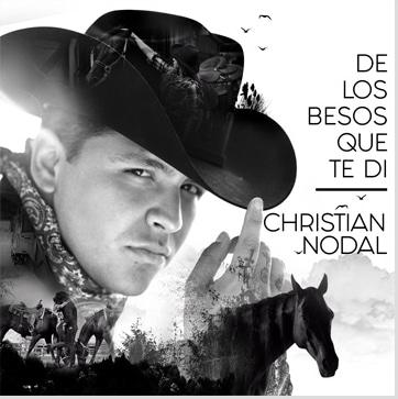 De os besos que te di Christian Nodal