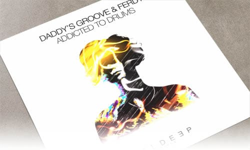 Daddy's Groove & Ferde Addicted To Drums Heldeep