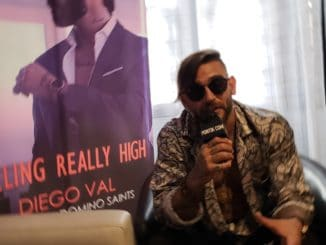 Entrevista con Diego Val - Feeling Really High