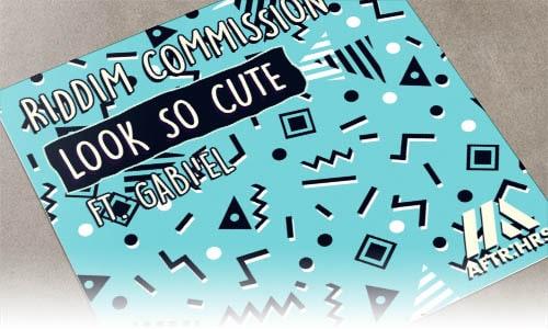 Riddim Commission Look So Cute (feat. Gabi'el) AFTR:HRS