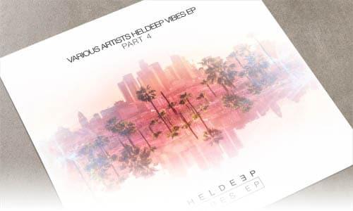 Various Artists HELDEEP Vibes Pt. 4 - EP Heldeep