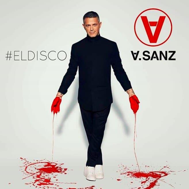 Alejandro Sanz #ElDisco abril 2019