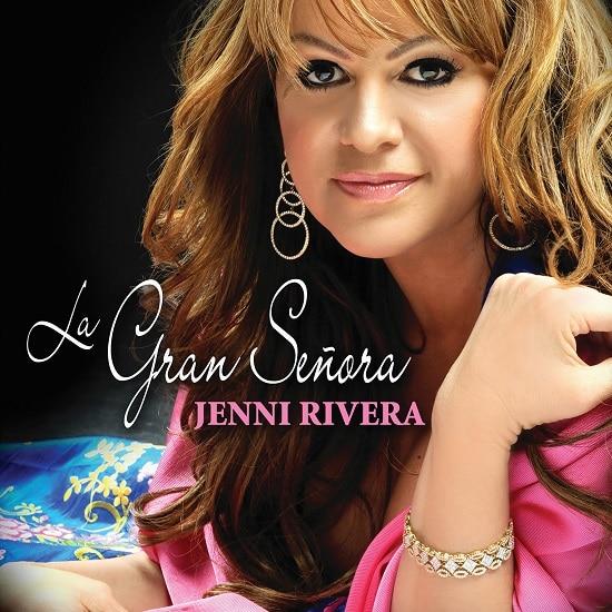 La gran señora Jenni Rivera Abril 2019 Música Nueva Sony Music