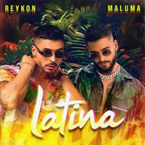 Latina sencillo de Reykon junto a Maluma