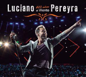 Luciano Pereyra 20AñosAlViento en vivo