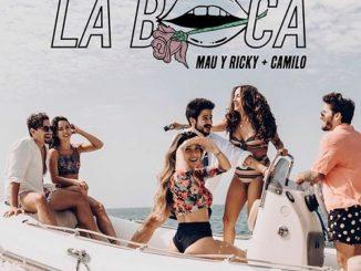 MAU y RICKY LA BOCA CAMILO musica nueva mayo 2019 sony music