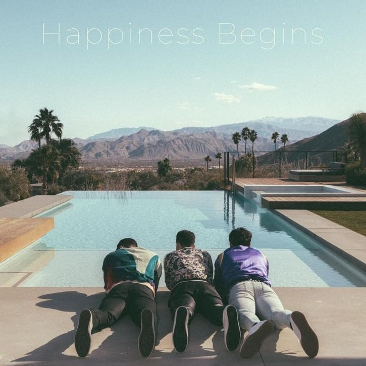 jonas brothers Happiness Begins