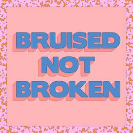 matoma Bruised Not Broken feat. mnek & kiana lede)