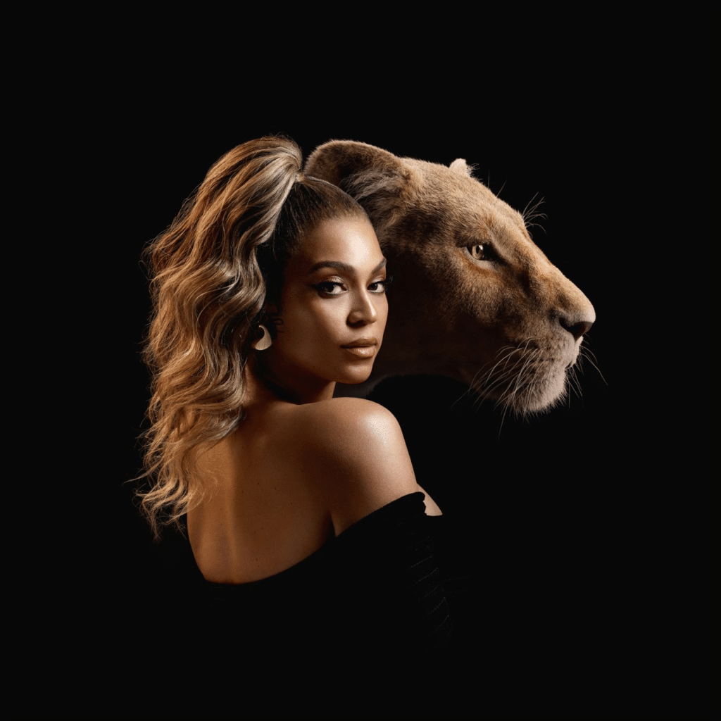 beyonce spirit lion king