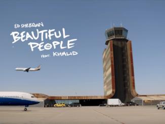 Ed Sheeran Beautiful People Khalid julio 2019