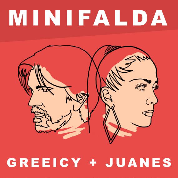 Greeicy juanes minifalda música nueva agosto 2019