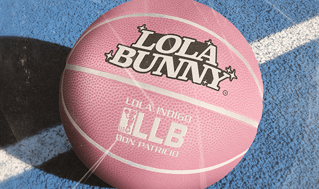 LOLA BUNNY Lola Índigo Don Patricio agosto 2019