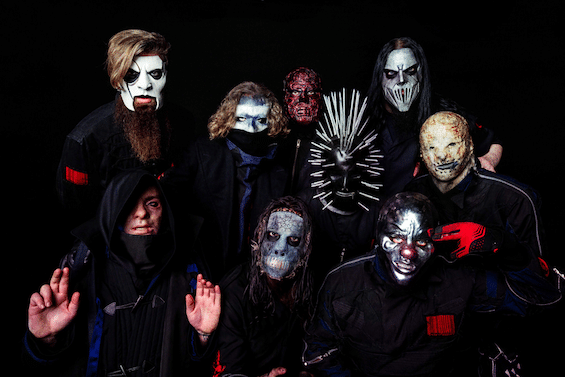 Slipknot we are not your kind unsainted
