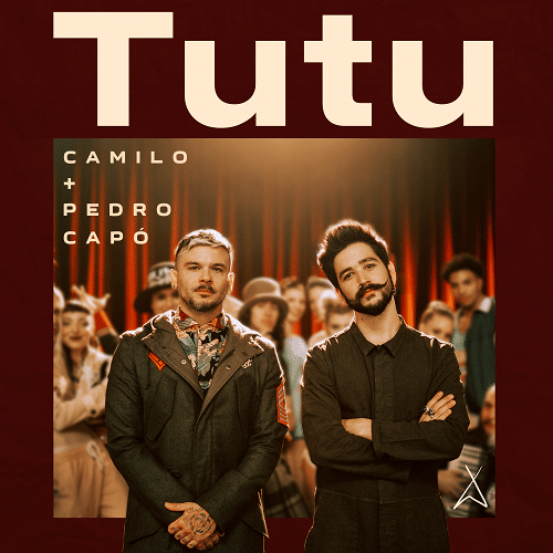 CAMILO TUTU PEDRO CAPÓ agosto 2019