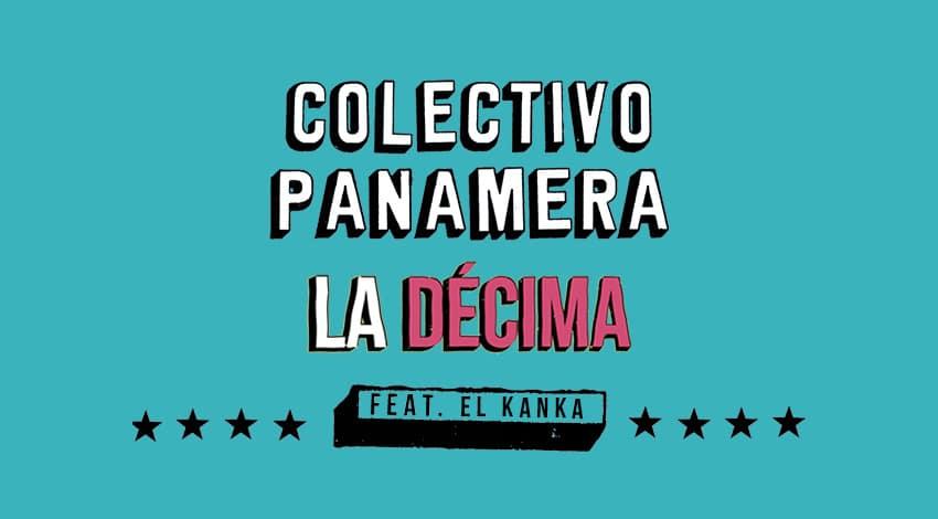 colectivo panamera el kanka la decima - música nueva setiembre 2019