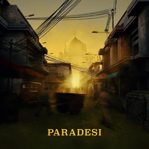 Paradesi EP KSHMR Dharma Music