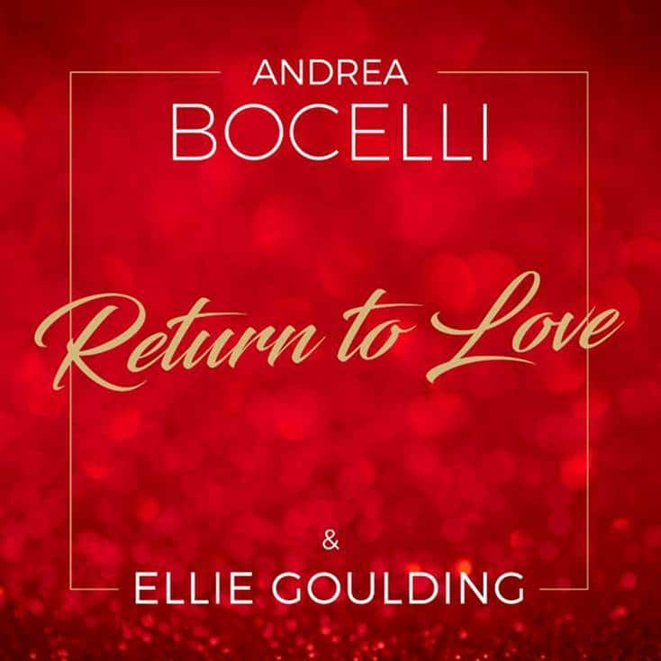 Andrea Bocelli Return to Love