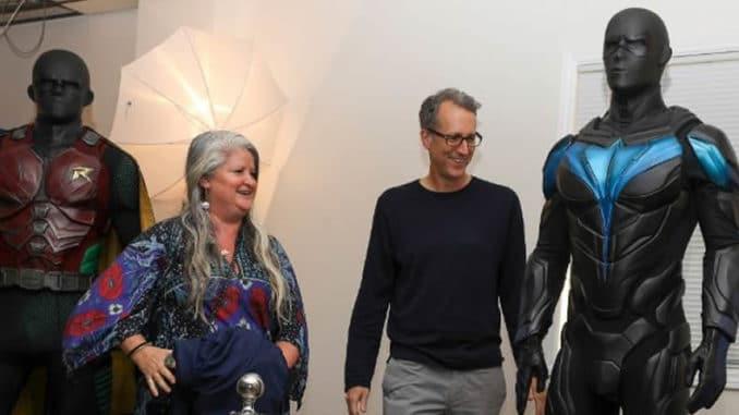 Nuevo Super Traje Nightwing 2019