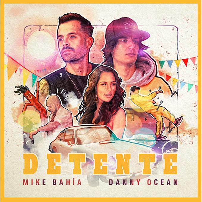 MIKE BAHIA DANNY OCEAN DETENTE