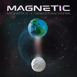 Monsta x sebastian yatra magnetic diciembre 2019
