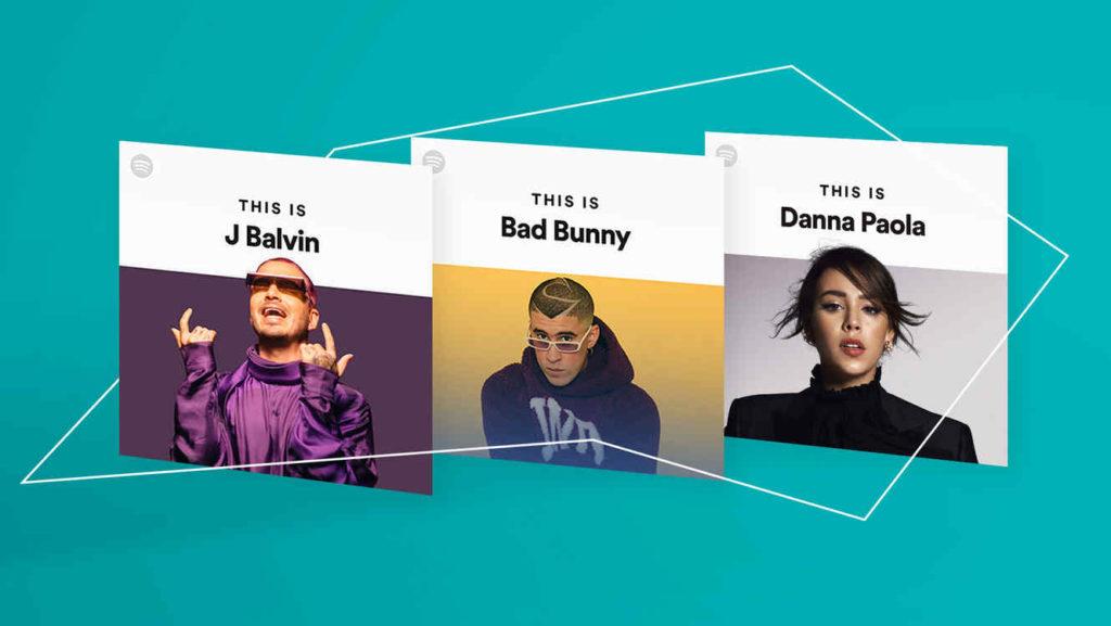 Spotify Awards 2020 - promoción