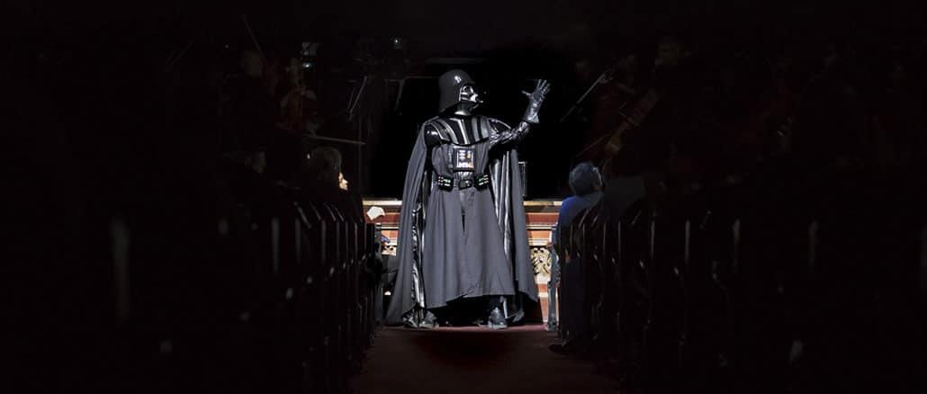 Star Wars Una nueva esperanza en concierto