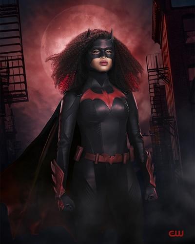 Batwoman 2021 Javicia Leslie nuevo traje