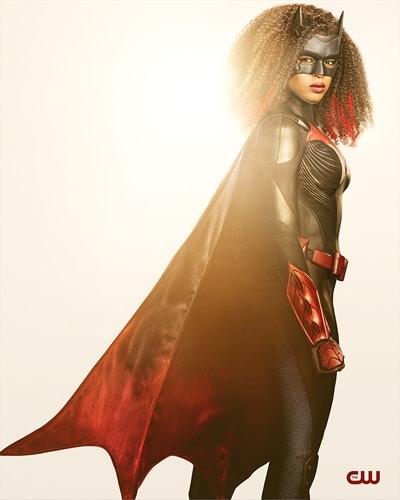 Batwoman 2021 Javicia Leslie nuevo traje 2