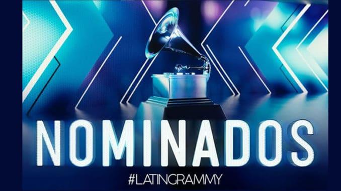 Latin Grammy banner