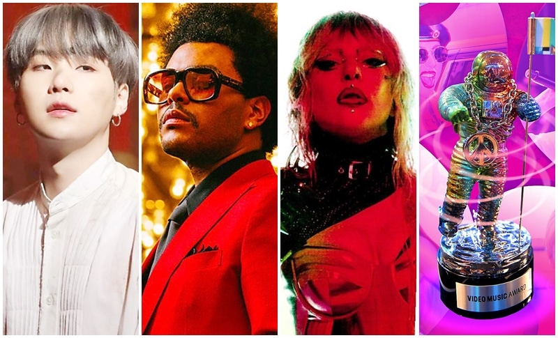 MTV Video Music Awards 2020 - ganadores