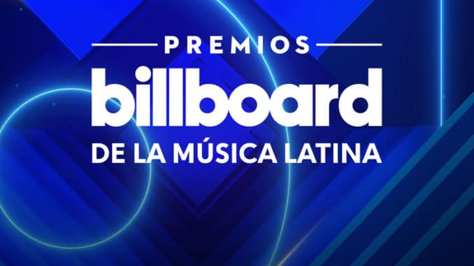 Billboard Latin Music Awards 2020 - Pontik banner