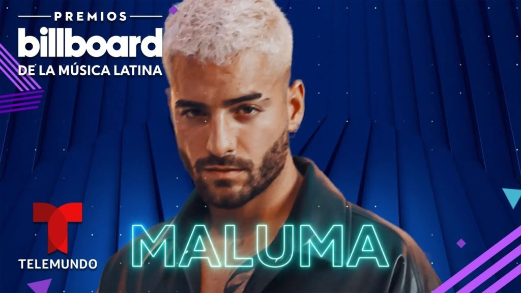 Premios Billboard de la Música Latina 2020 - Maluma